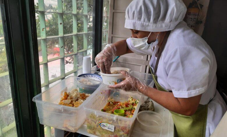 'Nutriendo a Ibagué' sigue llegando a más barrios de la Capital Musical 1