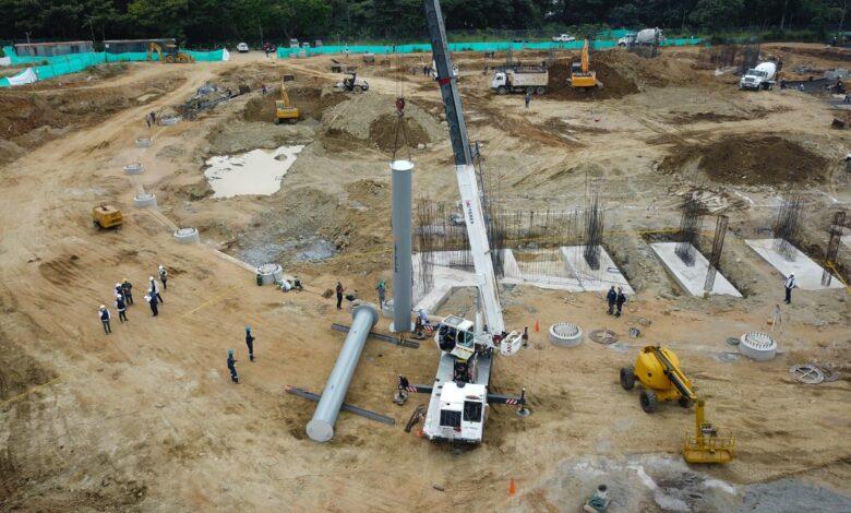 1.500 toneladas de acero tendrá la estructura del Coliseo Mayor 1
