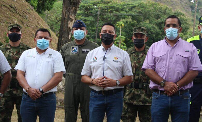Tras crímenes en el oriente del Tolima, gobierno responde con consejo de seguridad 1