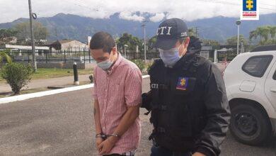 A Picaleña fue enviado capturado por la violación de Isabella Linares 6
