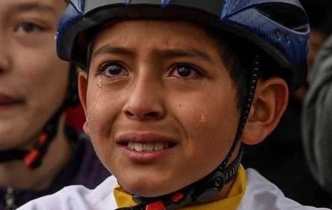 Murió Julián Esteban Gómez, arrollado por un vehículo. 1