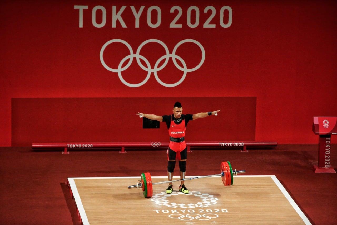 Colombia conquista su primera medalla en Tokio 2020 3