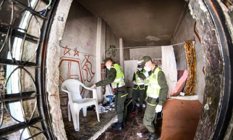 Autoridades controlaron intento de fuga en el Politécnico Luis A. Rengifo 1