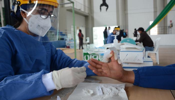 1.441contagiados y 35 muertes por Covid-19 reporta Instituto Nacional de Salud 1