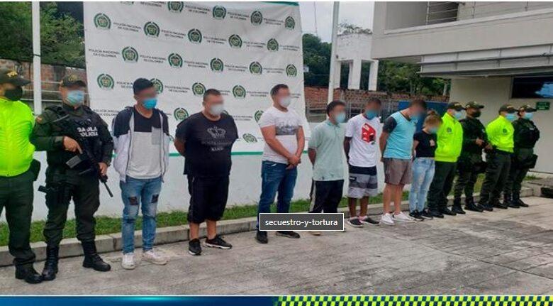 Capturados los presuntos responsables del secuestro y tortura a miembros del ESMAD 1