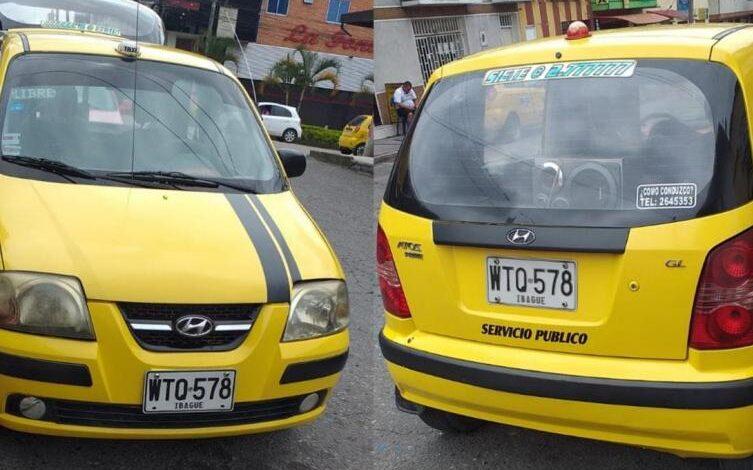 Amordazan taxista para robarlo en Chapetón 1