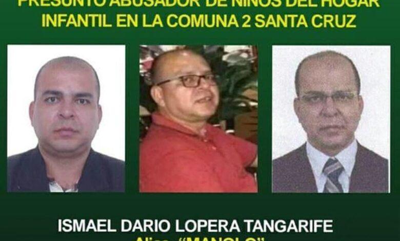 Él es alias 'Manolo', señalado de abusar a 15 niños en jardín infantil de Medellín 3