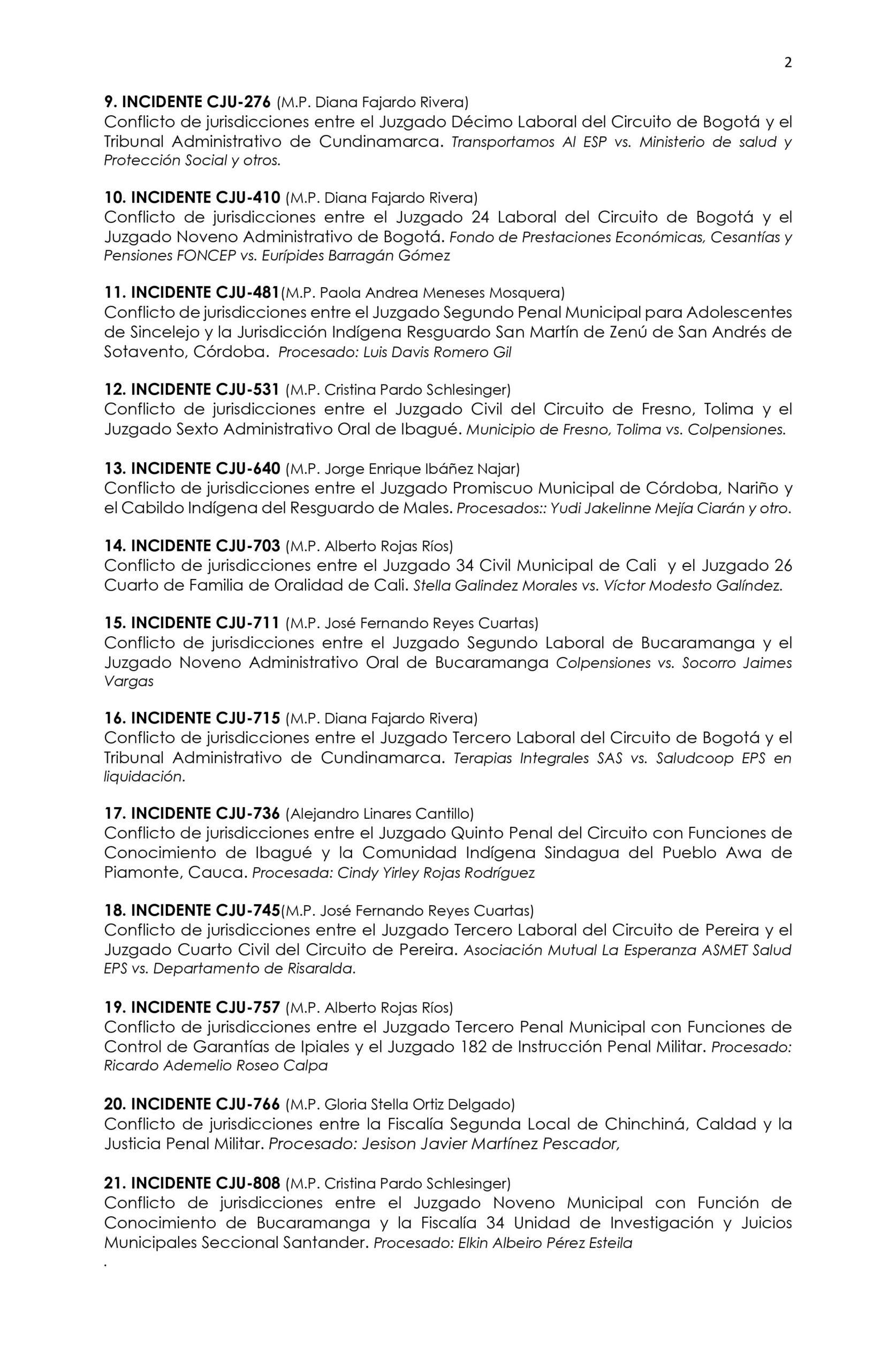Corte Constitucional definirá el caso del Mayor Molano 3