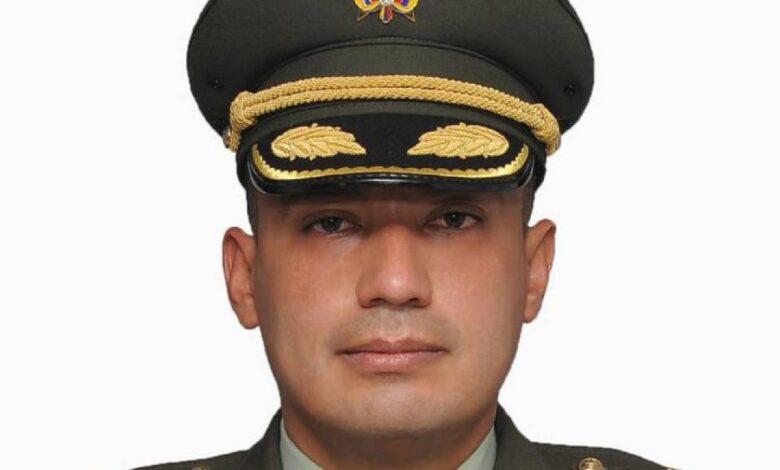 Asignan nuevo comandante del Gaula Tolima 1