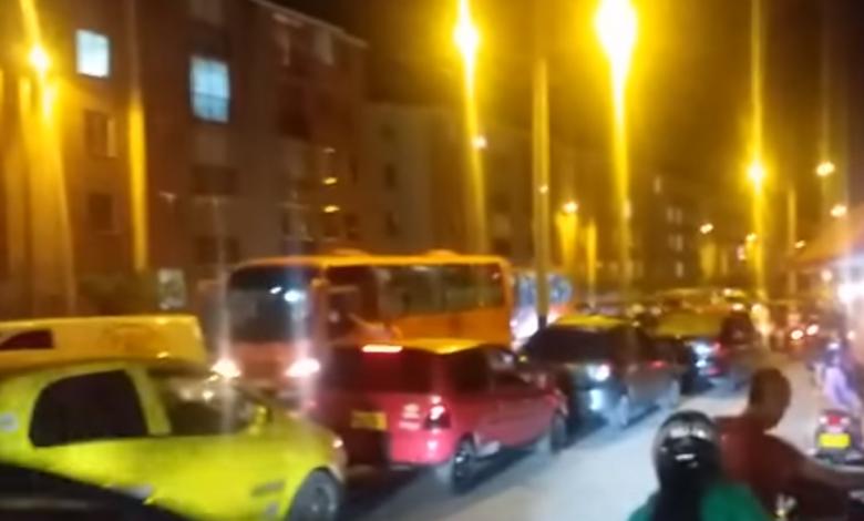 Por falta de agua ibaguereños convocan a cierre de Variante Ibagué-Bogota 1