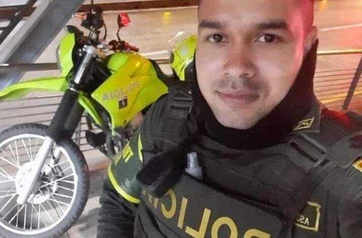 Policía Chaparraluno falleció en accidente vía Guaduas-Villeta 1