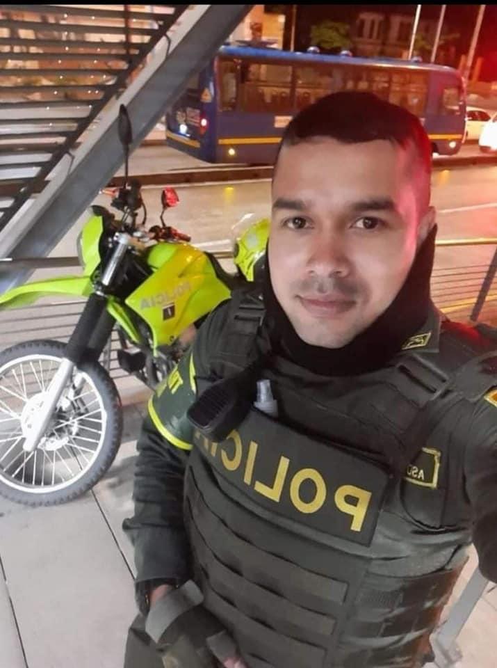 Policía Chaparraluno falleció en accidente vía Guaduas-Villeta 3