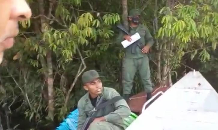 Una nueva incursión de la Guardia Nacional a territorio Colombiano 3