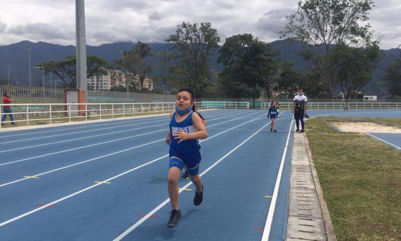 Más de 300 niños del país en el 'Campeonato Nacional de Miniatletismo' en Ibagué 3