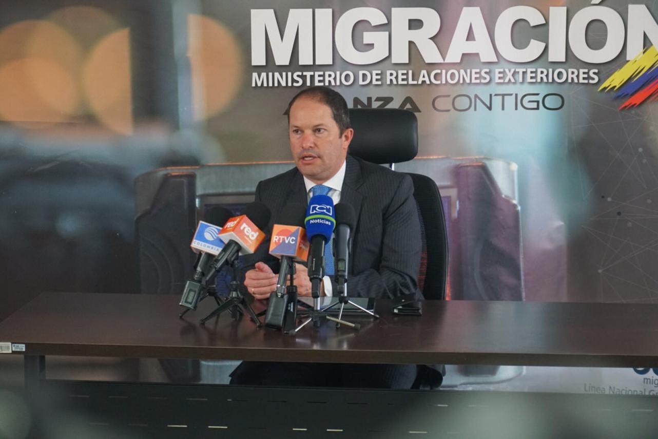 """""""Colombia está preparada para recibir a los Afganos"""": Migración Colombia 2"""