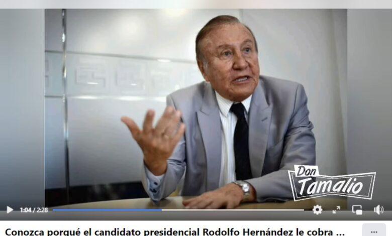 El ex alcalde de Bucaramanga explica el por pide dinero en su audio 1