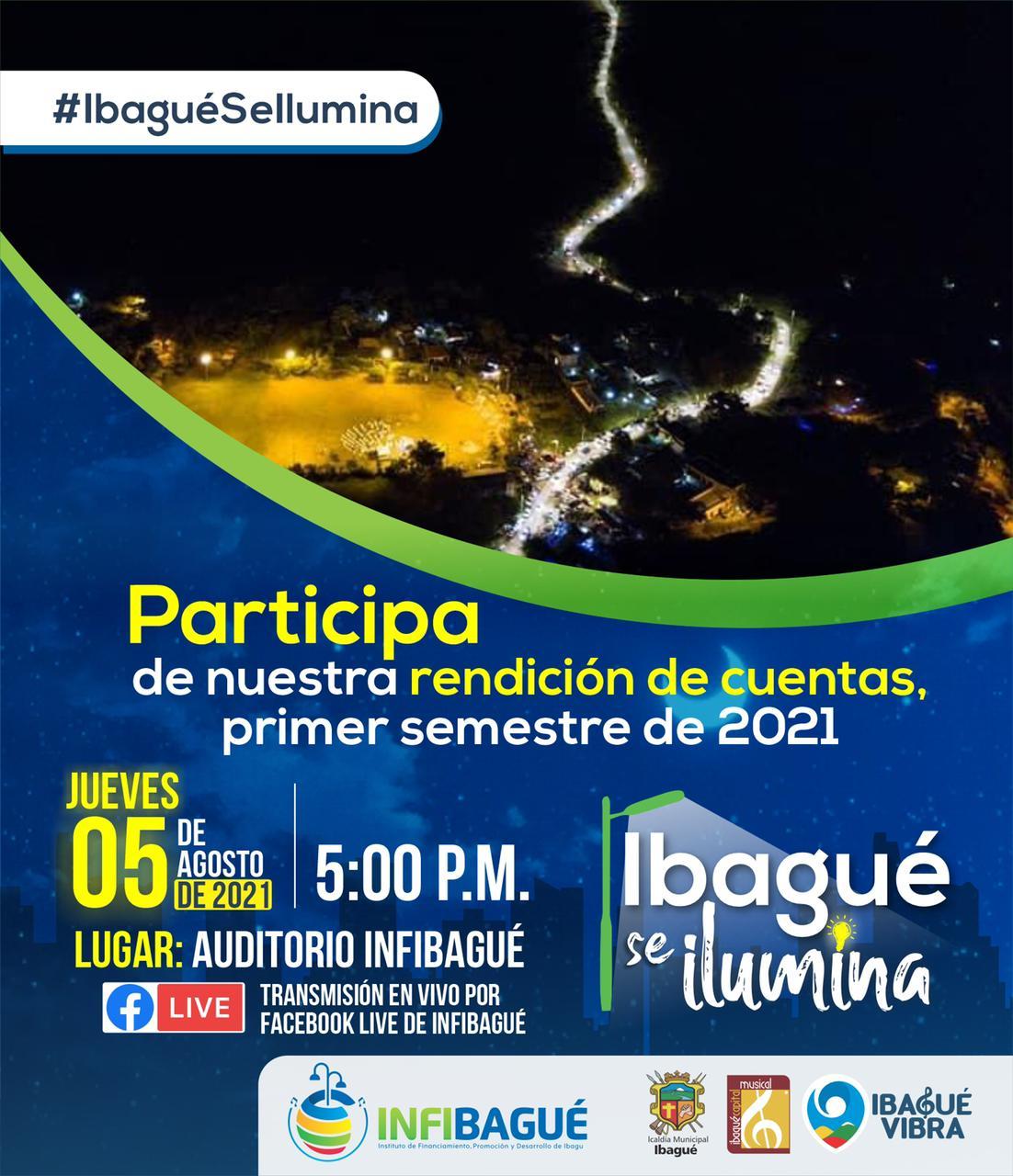 Infibagué rendirá cuentas a los ibaguereños este jueves 5 de agosto 4