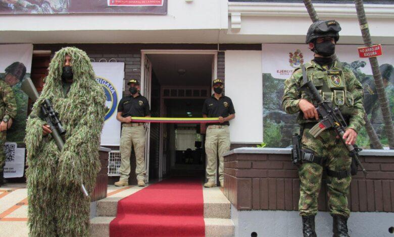 En Cádiz funcionará la nueva Casa del Gaula Militar 1