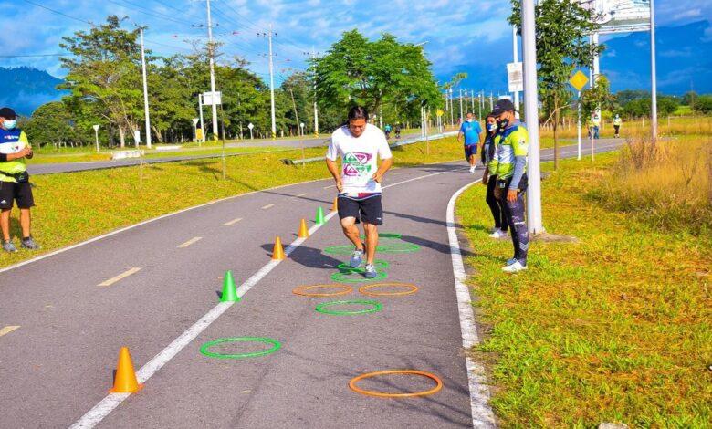 Participe de actividades culturales y deportivas en Festival del Viento de la Alcaldía de Ibagué 1