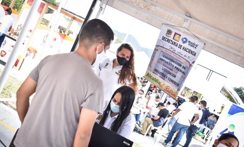 Este miércoles prepárese para una nueva jornada de 'Alcaldía y Gobernación al Barrio' en el Coliseo de Ferias 1