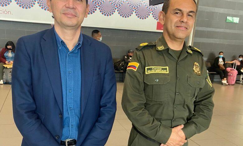 Hoy asume como nuevo Comandante de la Metib el coronel William Baracaldo León 1