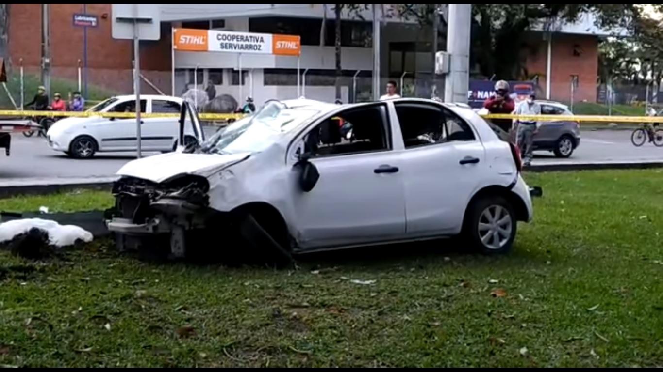 Borracho al volante mató a vigilante en el sector de Mirolindo 5