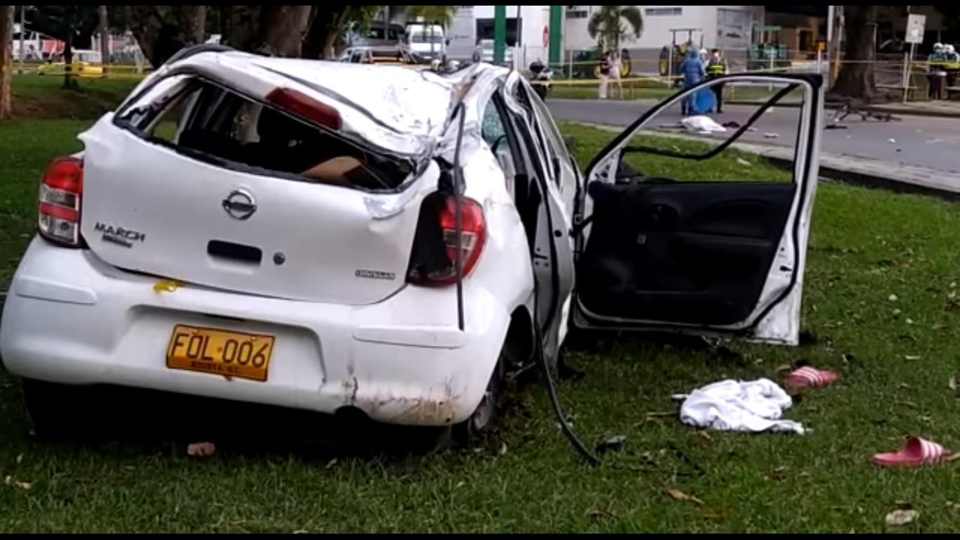Borracho al volante mató a vigilante en el sector de Mirolindo 2