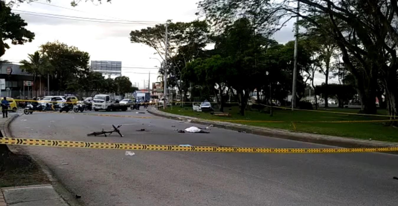 Borracho al volante mató a vigilante en el sector de Mirolindo 3