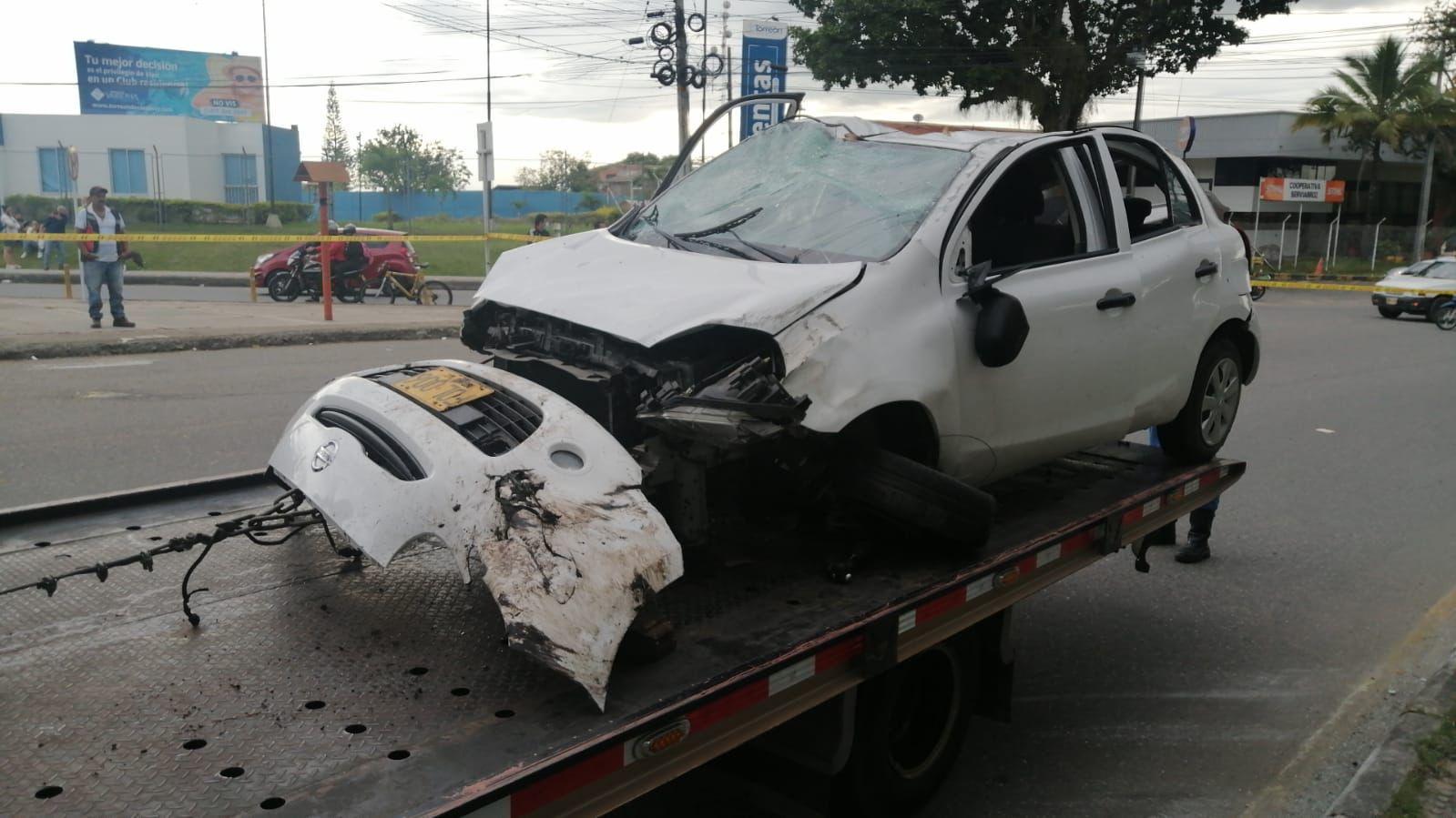 Borracho al volante mató a vigilante en el sector de Mirolindo 6