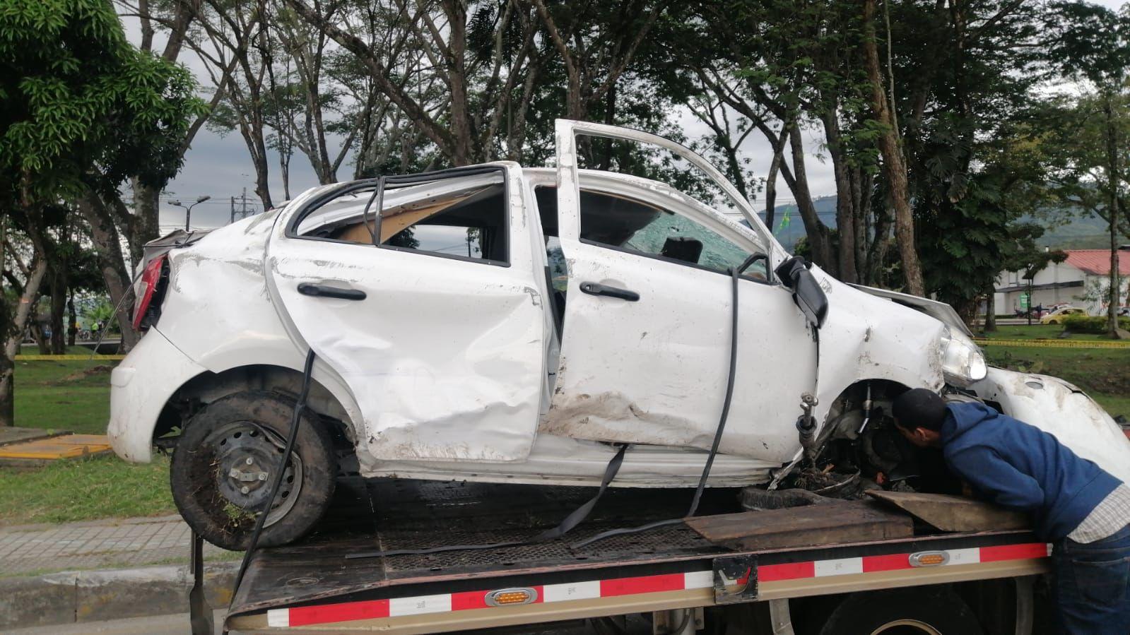 Borracho al volante mató a vigilante en el sector de Mirolindo 7