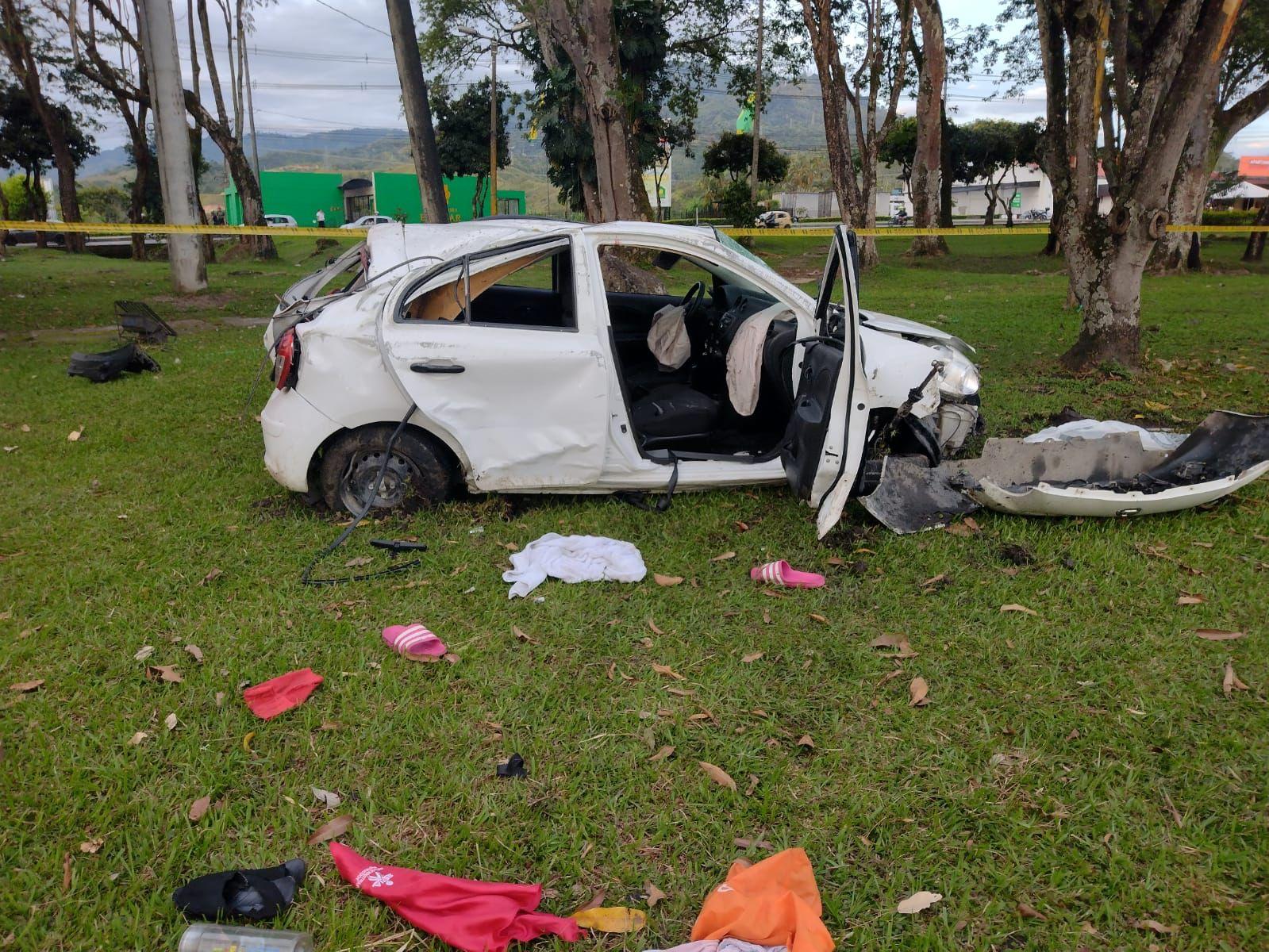 Borracho al volante mató a vigilante en el sector de Mirolindo 4