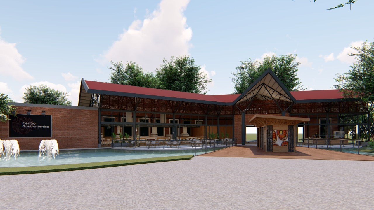 Así será el nuevo Parque Centenario 3