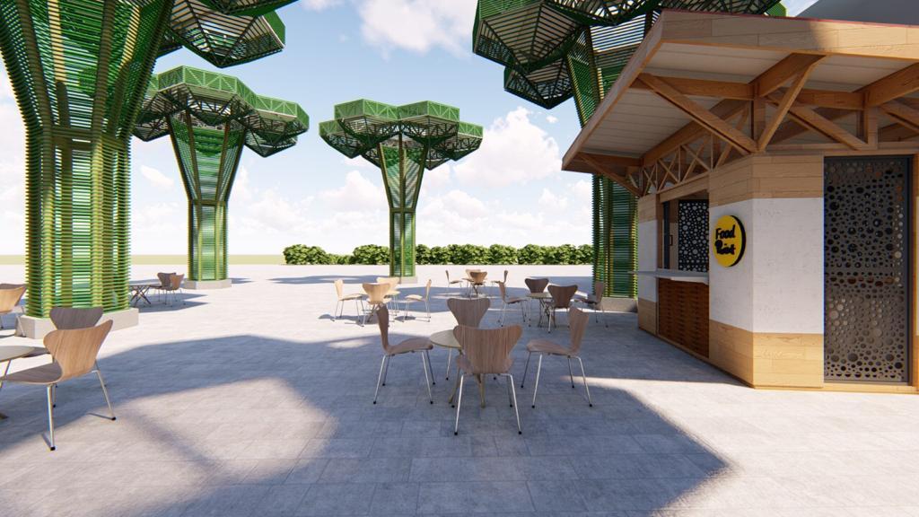 Así será el nuevo Parque Centenario 4