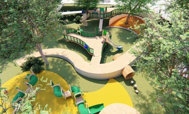 Así será el nuevo Parque Centenario 1