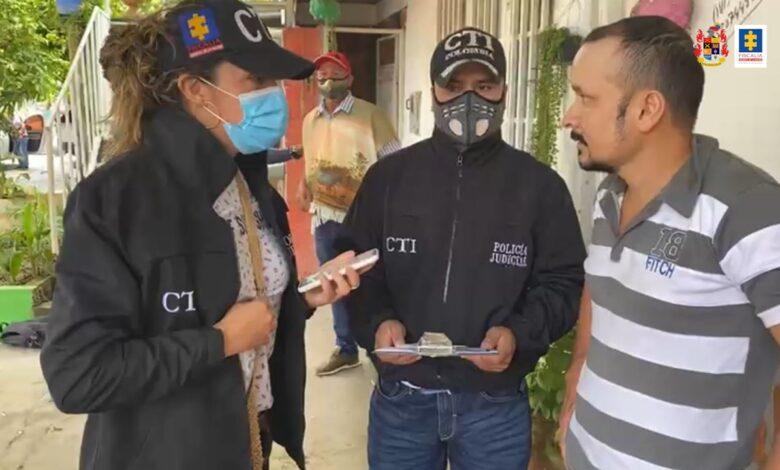 Capturan expolicía señalado de asesinar grafitero en Bogotá 3