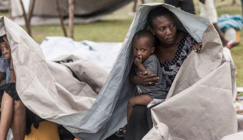 2300 muertos tras terremoto en Haiti 1