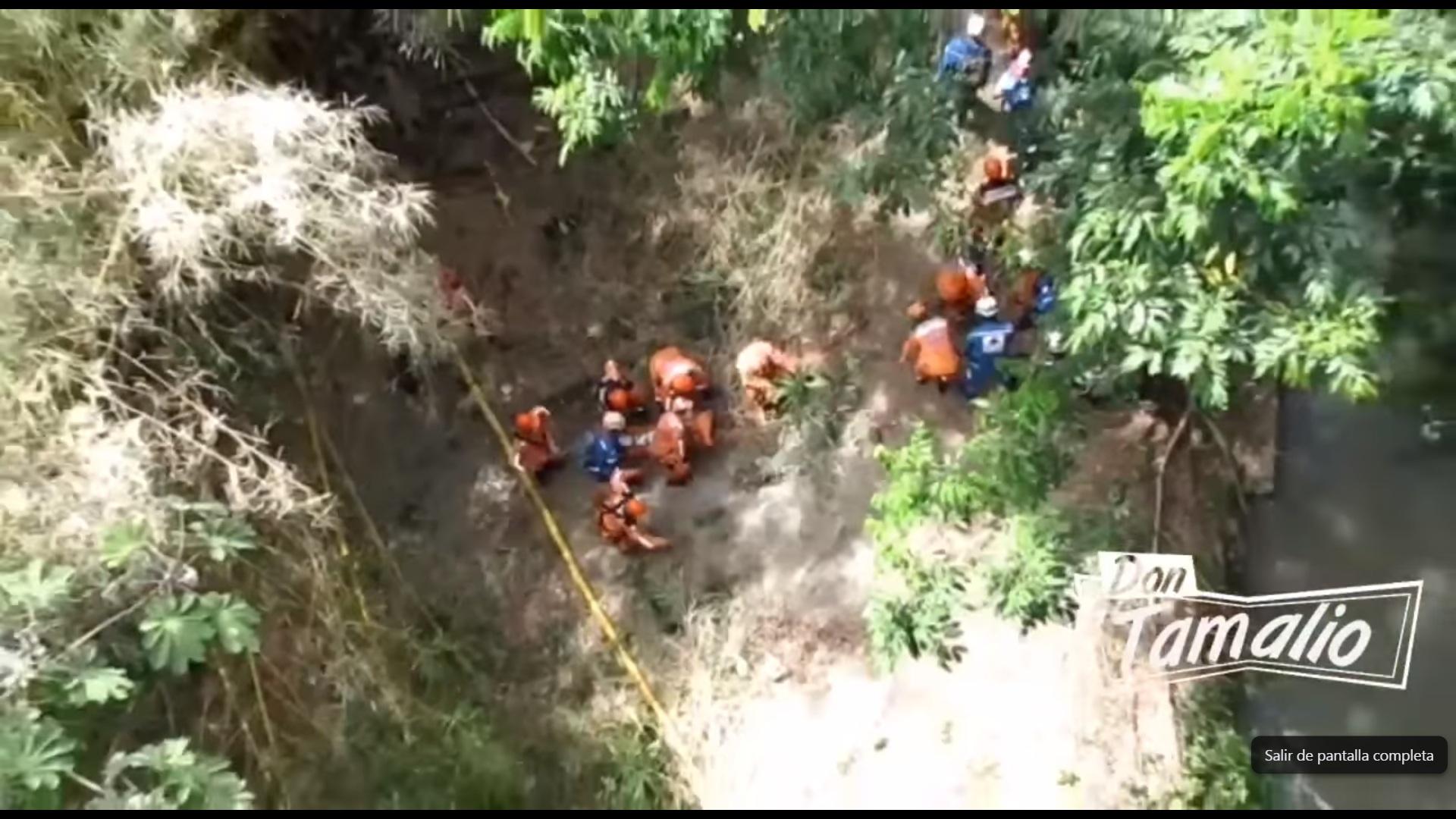 Aún no se han entregado los cuerpos de madre e hijo que perdieron la vida ese fin de semana en Ibagué 4