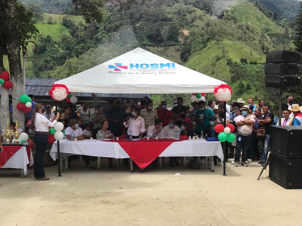 Alcaldesa de Rioblanco habría invitado a candidata a conmemoración de los 90 años de Herrera 3