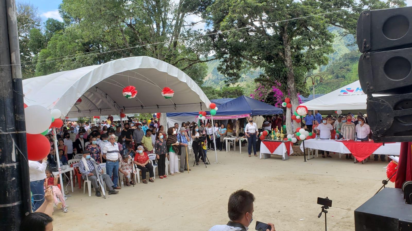 Alcaldesa de Rioblanco habría invitado a candidata a conmemoración de los 90 años de Herrera 4