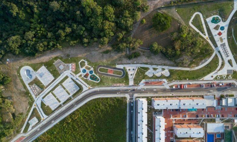Así se ve el nuevo Mega Parque de Arboleda Campestre en Ibagué 3