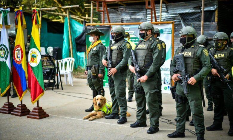 Alcaldía y Gobernación brindarán 600 becas para jóvenes que ingresen a la Policía Nacional 1