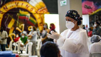 Cuatro días de Jornadas masivas de vacunación para mayores de 15 años en Ibagué 2