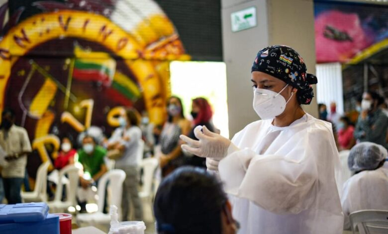 Cuatro días de Jornadas masivas de vacunación para mayores de 15 años en Ibagué 3