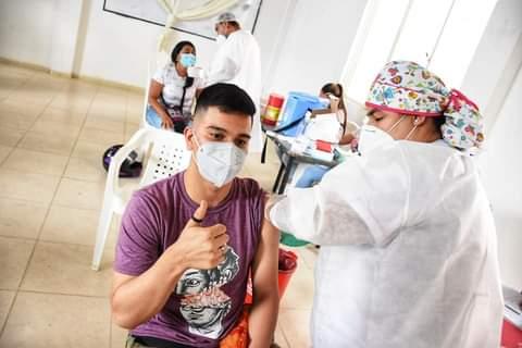 Jornada de vacunación contra el COVI-19 exclusiva para estudiantes de la UT 3