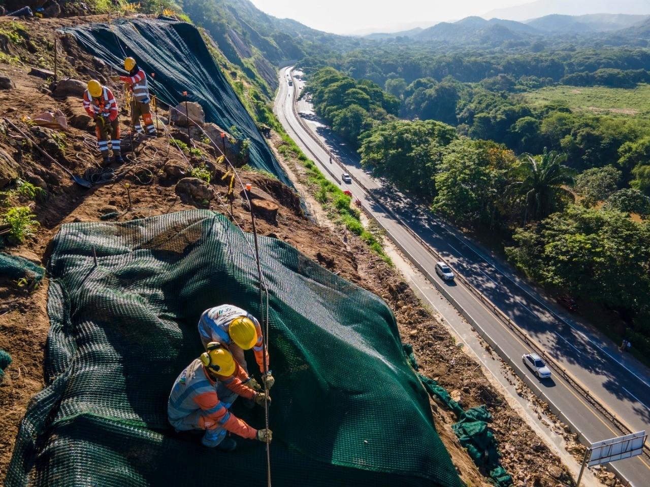 Obras en la Vía 40 Bogotá – Girardot puedes retrasar su viaje 9