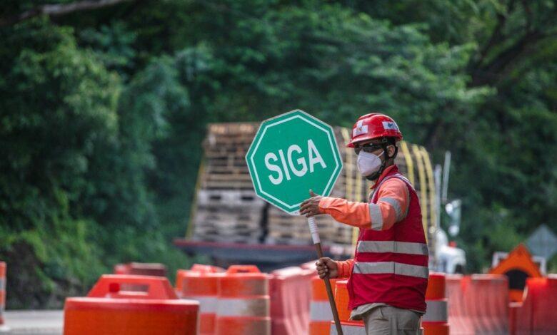 Obras en la Vía 40 Bogotá – Girardot puedes retrasar su viaje 7