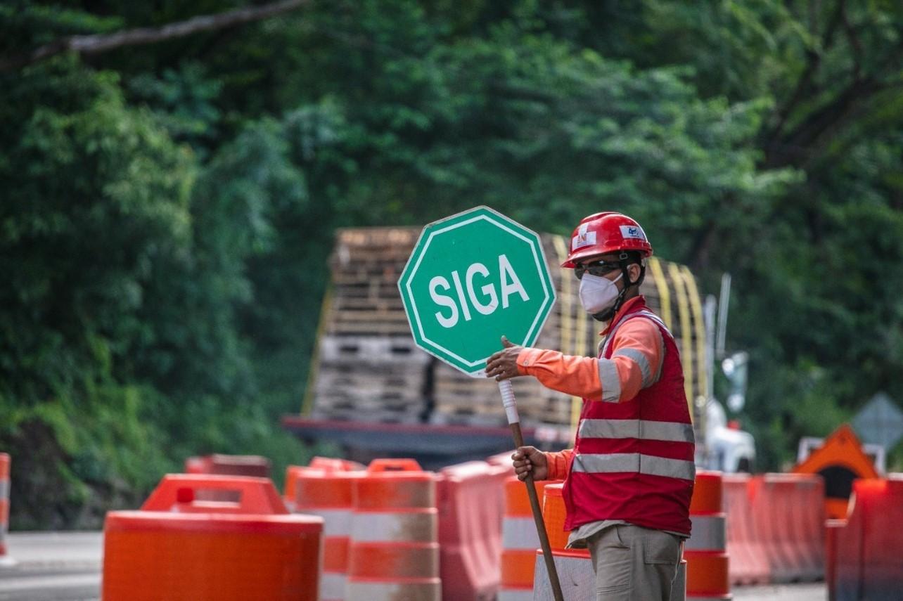Obras en la Vía 40 Bogotá – Girardot puedes retrasar su viaje 8