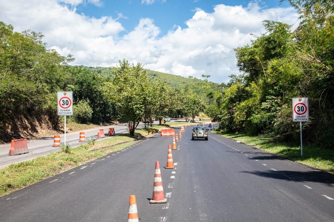 Obras en la Vía 40 Bogotá – Girardot puedes retrasar su viaje 10