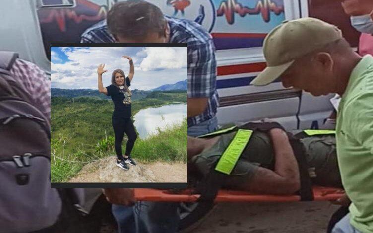 Con vida hallaron a mujer reportada como desaparecida 1