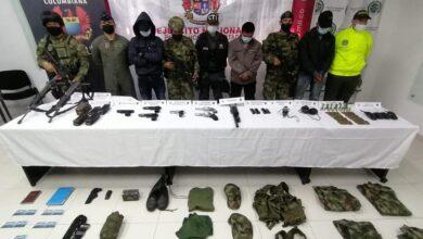 Ofensiva contra las disidencias de las Farc en el sur del Tolima 2